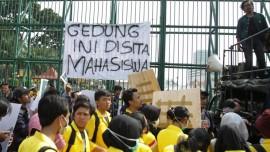 Refleksi Demonstrasi Mahasiswa