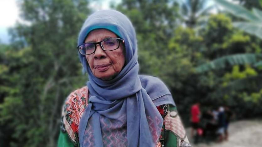 Muzeth binti Faray Bin Abdul Aziz, Guru Alkhairaat Tutup Usia