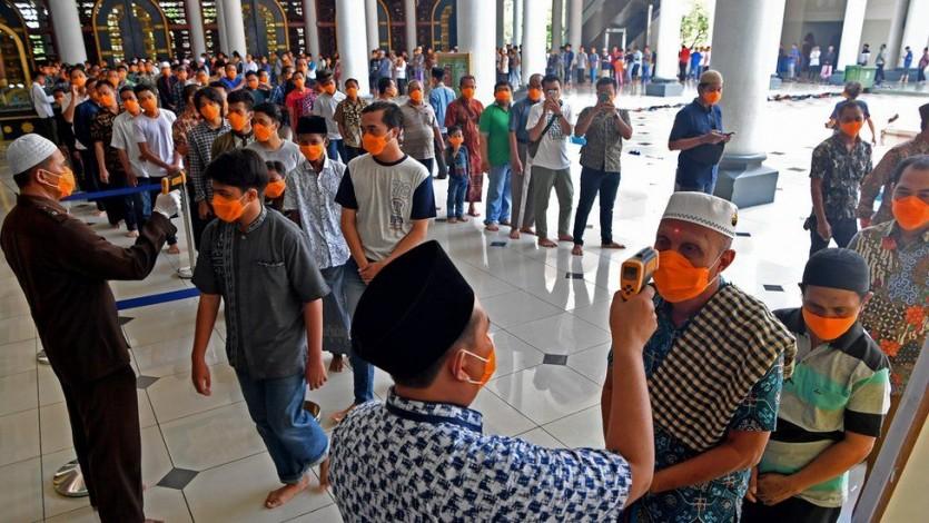 Shalat Berjama'ah dan Pandemi Covid 19 dalam Perspektif Hadis