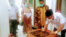 Wali Kota Ternate Resmikan SD Alkhairaat 05
